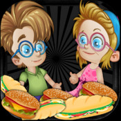 Food Fight Hero Adventure - School Lunch Throwing Mania Free fight mania super