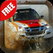 Outback Desert Rally FREE: Motorhead offroad Racing Champion racing road speed