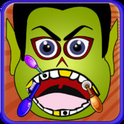 Cool Zombie Dentist Office - Little Doctor Play Free
