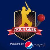 CrickGeek-Powered by Pepsi