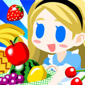 Fruits Catch! -Easy and fun cute action game!-