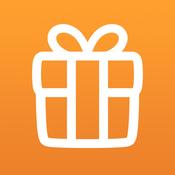 GiftApp – Подарки для друзей и любимых с Днем Рождения, с Новым Годом или с Рождеством