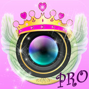 InstaFairy™ Pro - Easy To Use Special Effects Photo Editor To Give Photos a Fairy Makeover PRO Edition