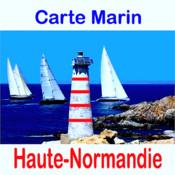 Marine: Haute Normandie - GPS Map Navigator