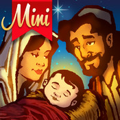 The Nativity Story - Popup Mini Edition - Interactive Book of the Christmas Bible Story for Children