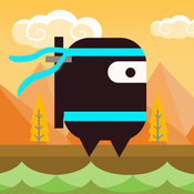 Ninja Springer – The Circle Hero Stick Game