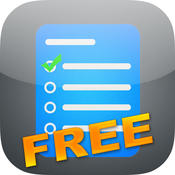 Simply Blue ToDo Free - Your true blue todo list grocery list