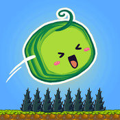 Bouncy Fruit Free - Wild & Crazy Jumping Fruit Game fruit interactive