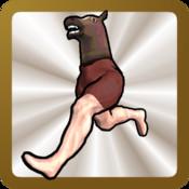 Centaur runner in high speed!