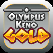 Keno Gold Olympus FREE - Guess the Lucky Numbers & Win a Bonus