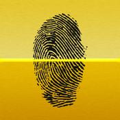 Fingerprint Reader - Steampunk high tech polygraph & finger print scanner prank usb fingerprint reader