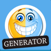 Emoticons Generator for Twitter, Telegram, Whatsapp, Facebook, WeChat, Line, Viber, ChatOn, Tuenti, SpotBros, GroupMe, Joyn FREE