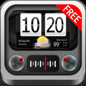 All-in-1 Radio Free (Weather+Clock+Recorder)