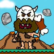 TAP TAP! Caveman