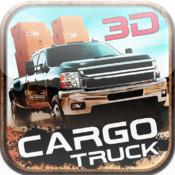 Truck Cargo Pro racing road