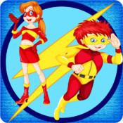 Super Heros Game