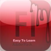 Easy To Learn - Adobe Flash Edition free flash website