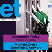 Economics Today Volume 22 January Questions