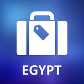Egypt Offline Vector Map