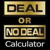 Deal Or No Deal Calculator