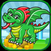 Dragon Rage: Clash of Fire - Fun Addictive Flying Glider Game (Best Free Kids Games) free dragon game