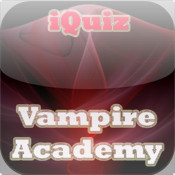 iQuiz for Vampire Academy ( series books trivia )