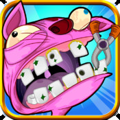 Pet Animal Dentist Doctor - Kids Makeover Games Free