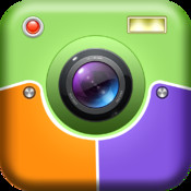 Photo Collage HD - Pic Frame & Fx Caption for Instagram Free