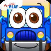 Truck Toddler School Free: Fun and Educational Mini-Games for Kids