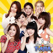 Touch Touch T-ARA (Ver. KOR-I)