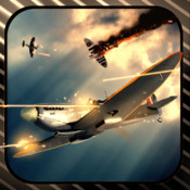 Vintage Fighter Air Strike - Fly, dodge and shoot to defeat the enemy