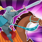 A Castle & Knight Fantasy Learn-ing Game for Children