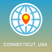Connecticut, USA Map - Offline Map, POI, GPS, Directions
