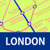 London Offline Travel Guide for backpacker,include offline underground map and tourist attractions offline