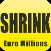 ShrinKing for EuroMillions -- scientifc lottery shrink (filter) app