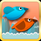 Birds Multiplayer - Adventure Of Tiny Birds Racing Each Other mad birds pursuit