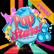 Pop Stars - The Fun Game of Hollywood Stars