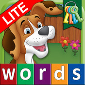 Kids First Words with Phonics Lite: Preschool Spelling & Learning Game for Children