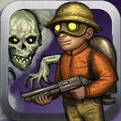 Shooting Battle Fighting Game - Dead Horrifying Walking Zombies vs The Lone Surviving Hero of Ancient Age