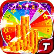 Coin Vegas Tower Fortune Wheel World Tour Slots - Free Casino Seasons Slot Machine HD
