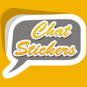 Chat Stickers for Adult Texting - Extra emojis, emoticons for iMessage, WhatsApp...