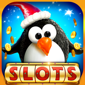 Christmas slots: Santa's journey - Best New Slots Machine Game - Real Vegas casino from North Pole