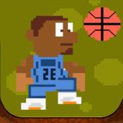 Stickman Jiggy James Basketball Juggling Game