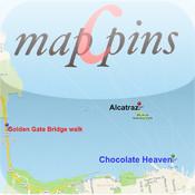 CMap Pins