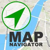 Barcelona Map Navigator