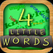 4 Little Words: FREE What`s the word puzzle game