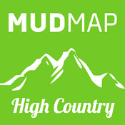 High Country 4WD Maps| Mud Map GPS navigation app with interactive campsites for Vic High Country country magazine