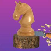 Wood Carpenter 3D - Turn it