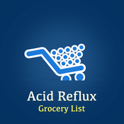 Acid Reflux Shopping List: A Perfect Weight Lose Grocery List list for