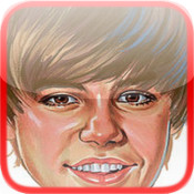 Justin Bieber Bash: The best JB App ever kids boxing gloves